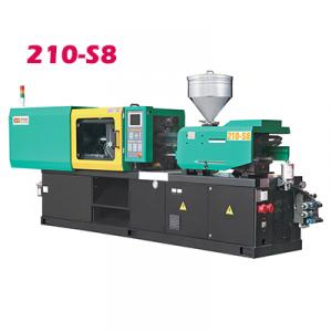Injection molding machine LOG-210S8 QS Certification