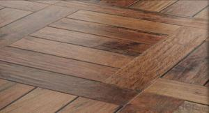 2mm/3mm/4mm/5mm Wood Grain PVC Flooring Plank