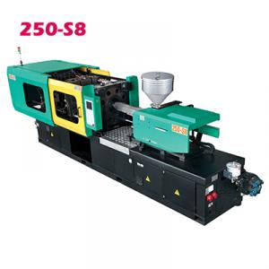 injection molding machine LOG-250S8/A8 QS Certification