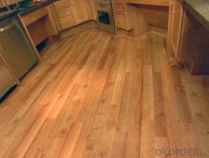 Health and Eco-friendly Wood Grain PVC Flooring