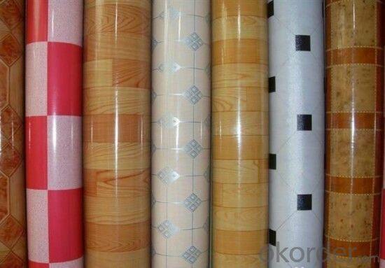 Easy Clean Anti-slip PVC Flooring for Indoor Use