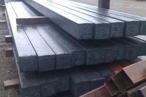 Prime quality square alloy steel billet 110mm Q235