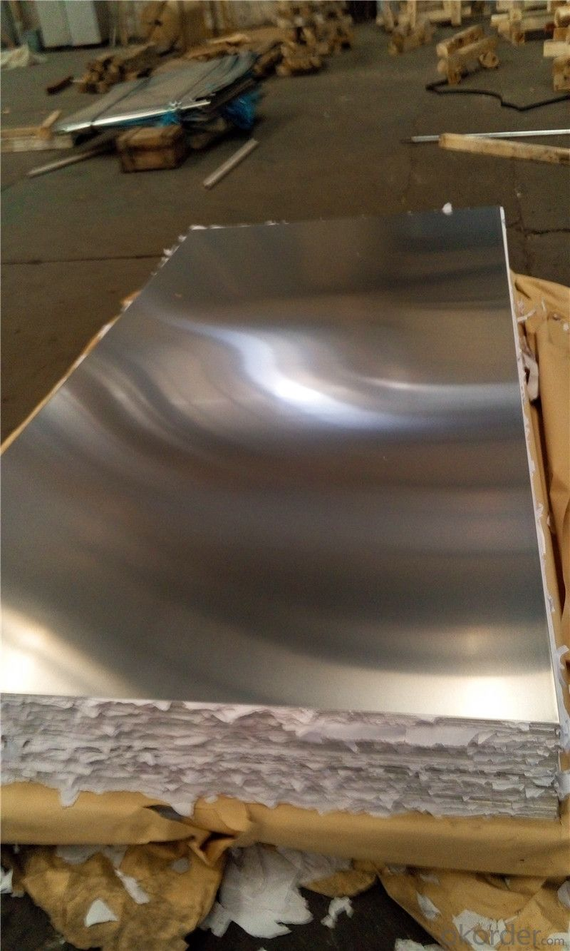 Aluminum Panel of 5052 H112 Aluminum Sheet