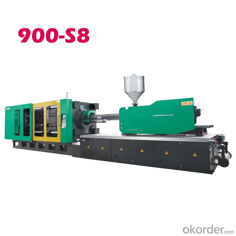 Injection molding machine LOG-900S8 QS Certification