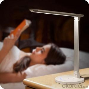 Best Quality Emergency USB Rechargeable LED Book Light Table Lamp