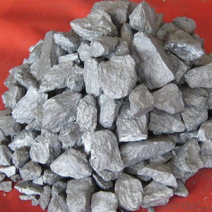 China Ferro Silicon Ferro Alloy Made in China/Chinese Manufacture