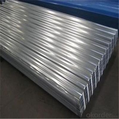 Galvanized Corrugated Iron Sheet for Roofing Type