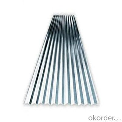 Buy Galvanized Corrugated Iron Sheet For Roofing Type