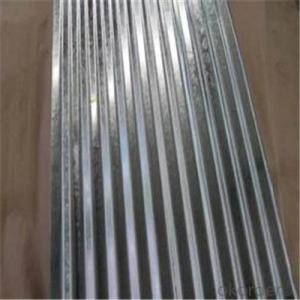 Galvanized Corrugated Iron Sheet for Roofing Type Galvanized Iron Plain Sheet