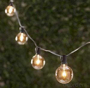 IP65 UL Listed S14 E26 Outdoor Party Wedding String Lights