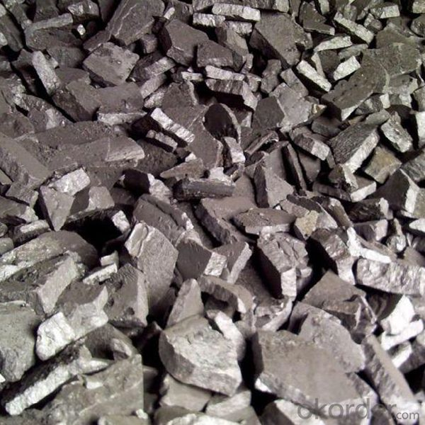 Ferro Silicon Aluminum Barium Calcium Made in China 75