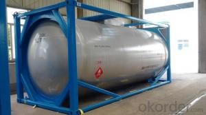 ASME/GB150 Chemical Medium Tank Container