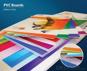 PVC Celuka Foam Sheet Free Foam Pvc Sheet Manufacturer Exporter and Supplier in China