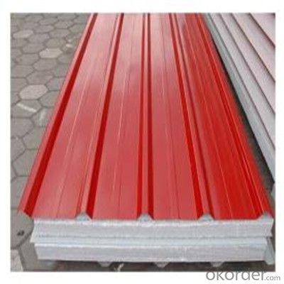 Color Coated Galvanized Corrugated Iron Sheets