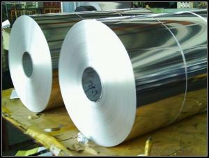 Aluminum Household Foil Jumbo Roll with 8011 Alloy Tempo O