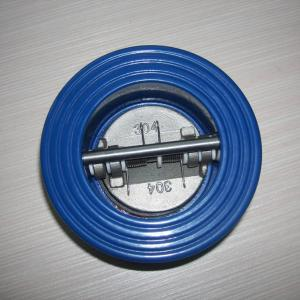 CHECK VALVE WAFER TYPE DUCTILC IRON DN40-DN2000