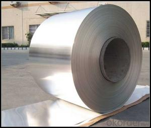 Aluminum Household Foil Jumbo Roll with 8011 Alloy Tempo O