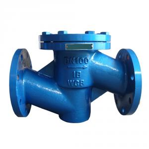 CHECK VALVE LIFT TYPE DUCTILE IRON DIN DN15- DN300