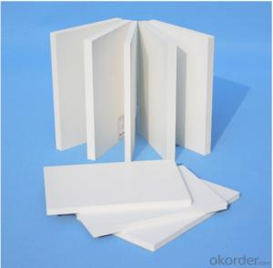 PVC Foam Sheets are made from high quality PVC Resins,durability in industrial applications