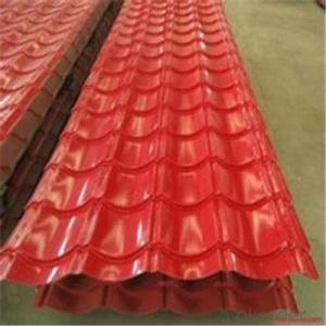Zinc Coating Galvanized Corrugated Steel Iron Zinc Roof Sheet