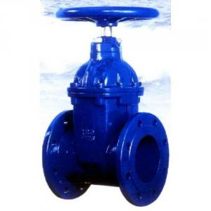 GATE VALVE AWWA/ ANSI NON-RISING STEM RESILIENT SEATED DUCTILE IRON