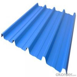 Prepaint Galvanized Corrugated Iron Sheets