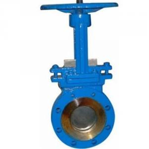 GATE VALVE KNIFE DUCTILE IRON DN50-DN2000
