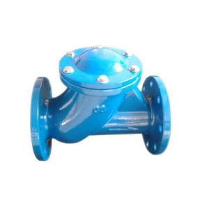 CHECK VALVE BALL THREADED/ FLANGED DUCTILE IRON DN32- DN300