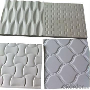 Foamed PVC Sheets Expanded PVC Foam Sheet