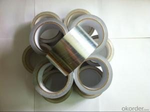 Water Proof Fibreglass Aluminum Foil Tape With Alloy 8011-O