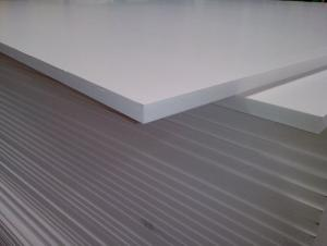 Soundproof PVC Foam Board Environmental Protection Sheet