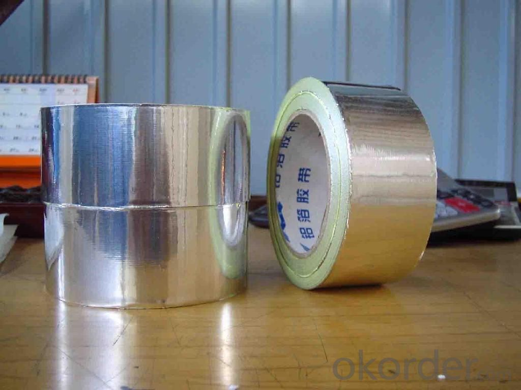 Water Proof Aluminum Foil Tape With Alloy 1060-O