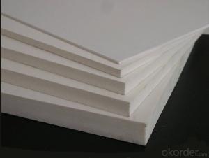 PVC Foam Environmental Protection Sheet Waterproof PVC Foam Board
