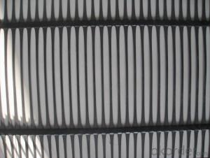 Plastic Biaxial Geogrid for Road Construction