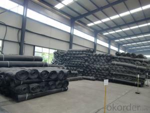 Polyester/Fiberglass Geogrid Construction
