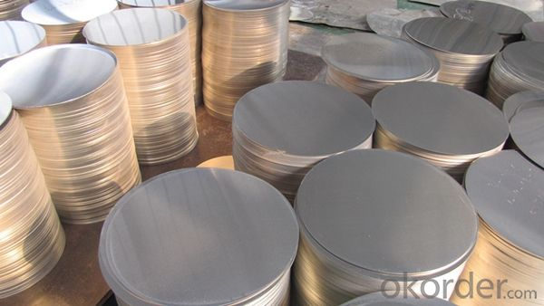 Aluminium Circle Sheet AA1100 H14 for Kitchen Cookware