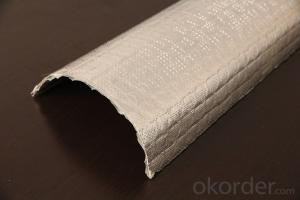 Real Aluminum One-layer Bubble Foam for Insulation