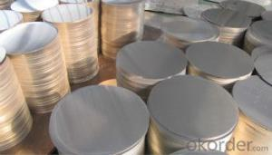 Deep Drawing Aluminium Circle for Cooking