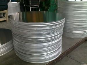 Mill Finished Aluminium Circle Sheet AA1100 H14 for Pan Cookware