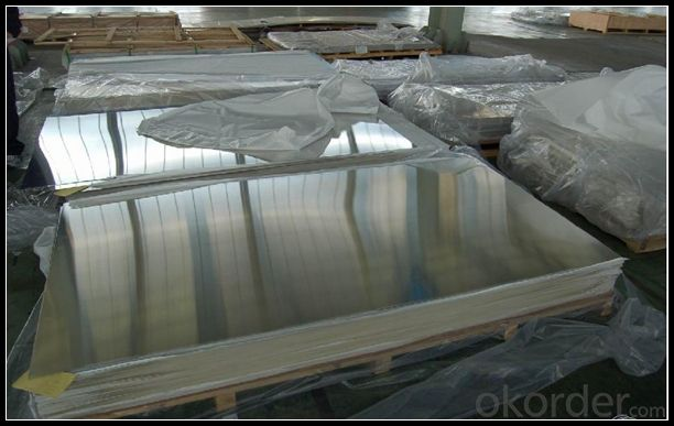 Mill Finish Aluminium Sheet AA1100 H14 for Building