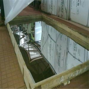 0.3-3mm thickness 321 Stainless Steel Sheet