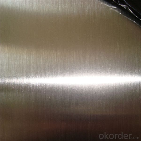 Supply 4x8 430 Stainless Steel Sheet in Wuxi