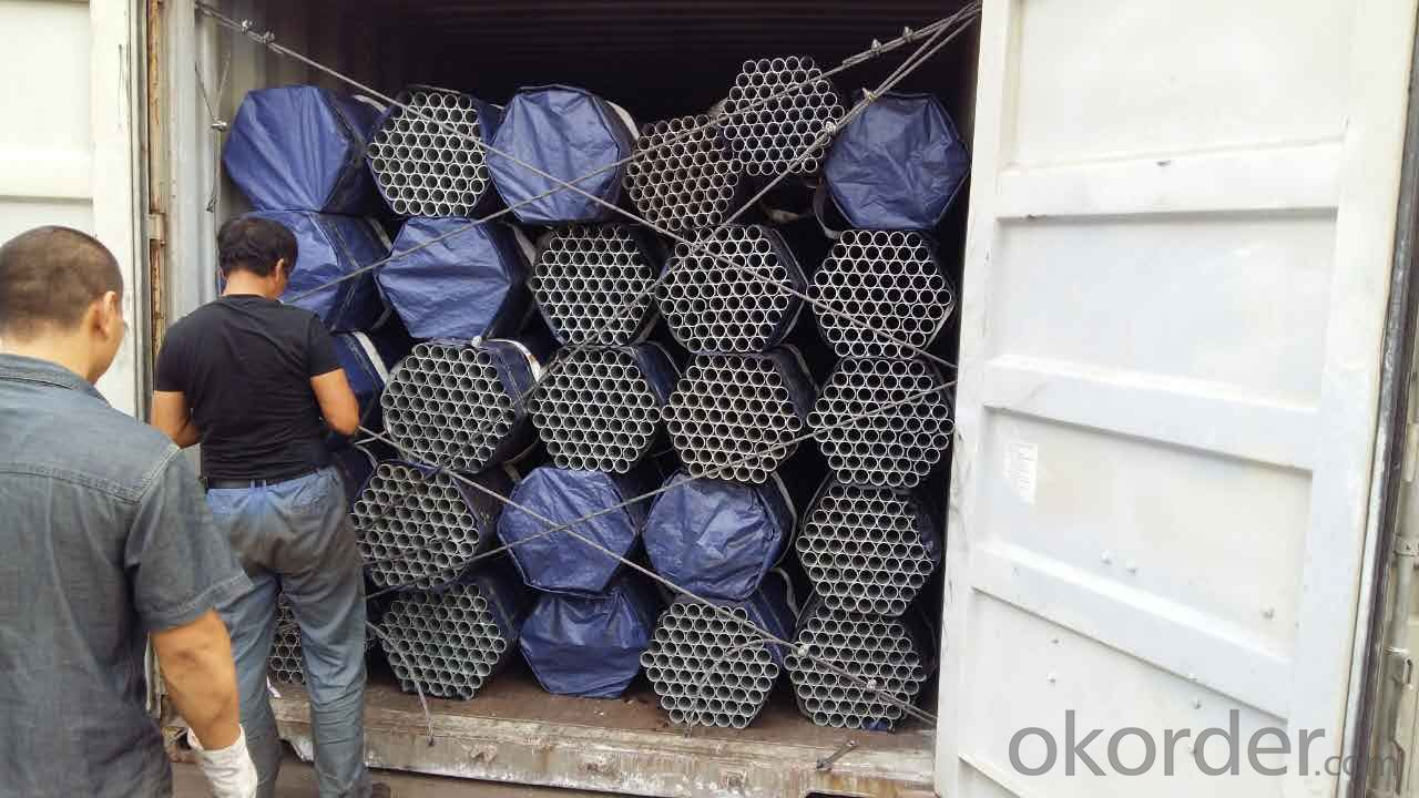 USA Standard Steel Tube Seamless ASTM  A53 USA Standard Steel Tube