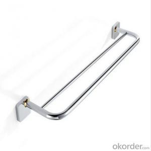 Morden bathroom  accessory set single towel  rail