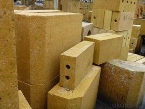 Aluminium Silicate Fire Bricks for Copper Furnace