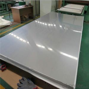 Stainless Steel Sheet 2B NO.1 NO.4 finished