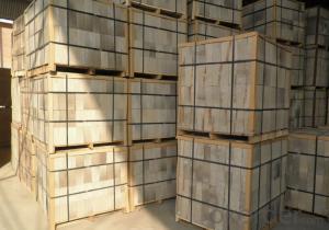High Density Aluminium Silicate Fire Bricks for Copper Furnace