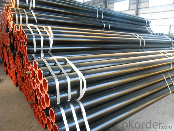 Seamless steel  pipe high quality API 5L