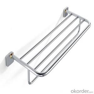 Morden bathroom  accessory set single towel  rail