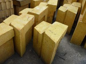 Aluminium Silicate Fire Bricks for Copper Furnace